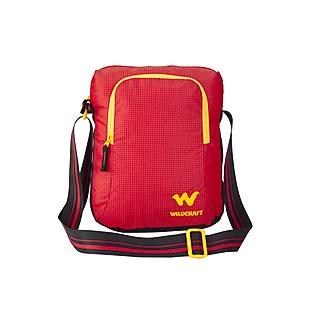 Wildcraft Wildcraft Crossbody-U Sling - Latlong Red
