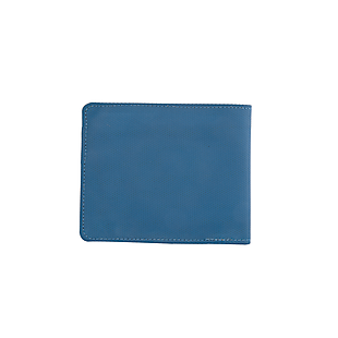Wildcraft Men Bifold Plus 2 Wallet - Blue