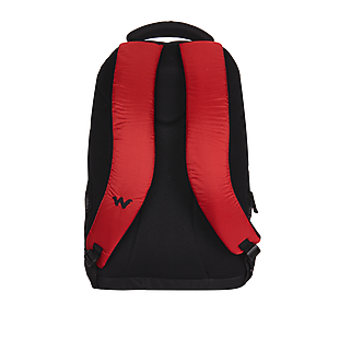 Wildcraft Azi Laptop Backpack - Red