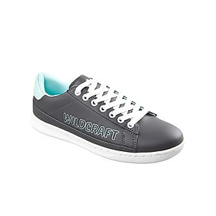 Wildcraft Women Shoes Plazzo - Grey and Sky Blue