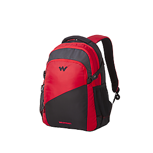 Wildcraft Laptop Backpack Traverse 2 - Red