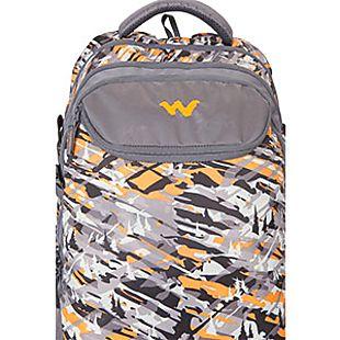 Wildcraft Camo 5 - Orange