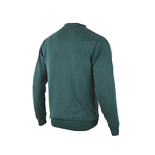 Wildcraft Men Pullover W Print - Green