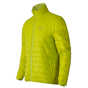 Wildcraft Wildcraft Men Husky Self-Packable Jacket For Winter - Light Green