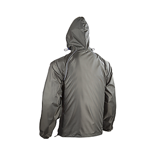 Wildcraft Hypadry Unisex Rain Cheater - Grey