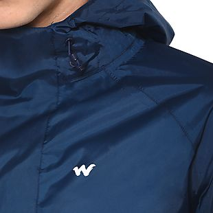 Wildcraft Hypadry Plus Unisex Rain Cheater - Navy