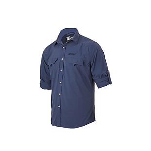 Wildcraft Men Full Sleeve Shirt - Navy Blue