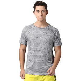 Wildcraft Men Active Rain Crew T-shirt