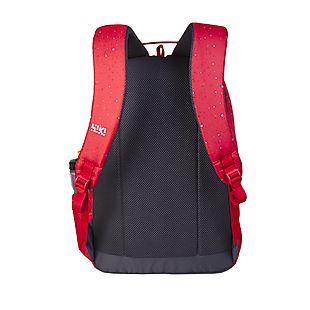 Wildcraft Wiki 7 Spray Backpack - Red