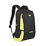 Wildcraft Streak Laptop Backpack With Internal Organizer - Black