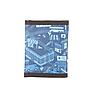 Wildcraft Trifold Wallet - City Blue