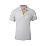 Wildcraft Men Polo T Shirt - Light Grey Melange